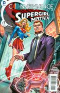 Convergence Supergirl Matrix (2015 DC) 1A