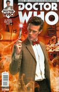 Doctor Who The Eleventh Doctor (2014 Titan) 11B