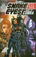 GI Joe Snake Eyes Agent of Cobra (2014 IDW) 4SUB