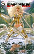 Grimm Fairy Tales Presents Wonderland (2012 Zenescope) 34C