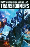 Transformers (2012 IDW) Robots In Disguise 40SUB