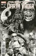 Star Wars Darth Vader (2015 Marvel) 1HASTINGS.B