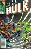 Incredible Hulk (1962-1999 1st Series) Mark Jewelers 302MJ