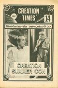 Creation Times (1977) Fanzine 14