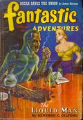 Fantastic Adventures (1939-1953 Ziff-Davis Publishing) Pulp Sep 1941