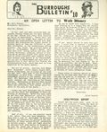 Burroughs Bulletin (1947) Old Series 10