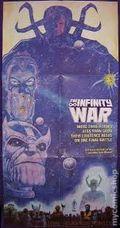 Infinity War Promo Poster (1992 Marvel) ITEM#1