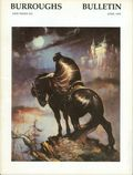 Burroughs Bulletin (1990 Burroughs Bibliophiles) New Series Fanzine 22