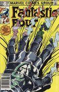 Fantastic Four (1961 1st Series) Mark Jewelers 258MJ
