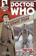 Doctor Who The Tenth Doctor (2014 Titan) 1RE.THIRDEYE