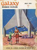 Galaxy Science Fiction (1950-1980 World/Galaxy/Universal) Vol. 6 #4