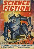 Science Fiction Stories (1943 Columbia Publications) Pulp 1st Series Vol. 3 #5