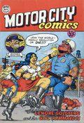 Motor City Comics (1969 Rip Off Press) #1, 5th Printing