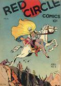 Red Circle Comics #4 (Variant Interior) GI JOE 51