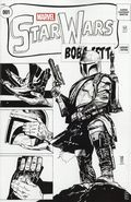 Star Wars (2015 Marvel) 1COMICPOPB&W