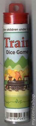 Train Dice Game (2007 Koplow Games) ITEM#1