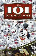 101 Dalmatians Cinestory Comic GN (2015 Joe Books) Disney 1-1ST