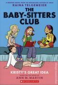 Baby-Sitters Club GN (2015- Scholastic) Full Color Edition 1-1ST