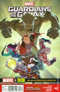 Marvel Universe Guardians of the Galaxy (2015 1st Series) 3