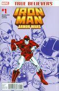 True Believers Iron Man Armor Wars (2015) 1