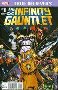 True Believers Infinity Gauntlet (2015) 1