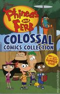 Phineas and Ferb Colossal Comics Collection TPB (2015 Joe Books) Disney 1-1ST