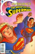 Convergence Adventures of Superman (2015) 1A