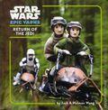 Star Wars Epic Yarns: Return of the Jedi HC (2015 Chronicle Books) 1-1ST
