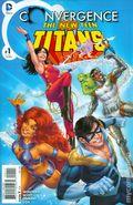 Convergence New Teen Titans (2015 DC) 1A