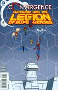 Convergence Superboy and The Legion (2015 DC) 1A
