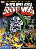 Marvel Super Heroes Secret Wars Coloring Activity Book Facsimile Collection SC (2015 Marvel) 1-1ST