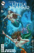 Grimm Fairy Tales Little Mermaid (2015 Zenescope) 3A