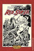 Dynamite Presents: Frank Thorne's Red Sonja HC (2014 Dynamite) Art Edition 3-1ST