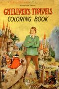 Gulliver's Travels Coloring Book (1936 Saalffield Publishing) 121