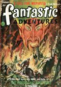 Fantastic Adventures (1939-1953 Ziff-Davis Publishing) Pulp Jan 1953