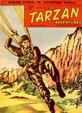 Tarzan Adventures (UK 1953-1959 Westworld Publications) Vol. 9 #28