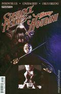 Sherlock Holmes vs. Harry Houdini (2014 Dynamite) 5B