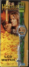 Hercules The Legendary Journeys LCD Watch (1996 Gordy Time) ITEM#1