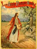 Bible Picture Book with Bible Text (1941) Saalfield 2373