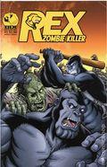 Rex Zombie Killer (2013 Dig Dog Ink) 1