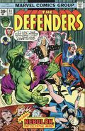 Defenders (1972 1st Series) 30 Cent Variant 34