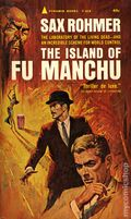 Island of Fu Manchu PB (1963 Pyramid Novel) 1-1ST