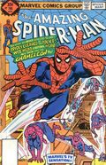 Amazing Spider-Man (1963 1st Series) Whitman Variants 186