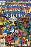 Captain America (1968 1st Series) 35 Cent Variant 212