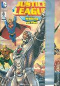 Justice League (2011) General Mills Presents 8P
