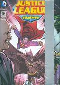Justice League (2011) General Mills Presents 9P