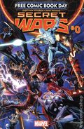 Secret Wars (2015 Marvel) FCBD 0