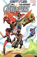 Avengers (2015 Marvel) FCBD 1