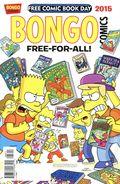 Bongo Comics Free-For-All (2005 Bongo Comics) FCBD 2015