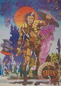 Steranko Posters (Supergraphics) TALON
